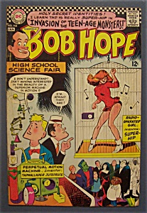 Bob Hope Comics # 102 - Dec 1966 - Jan 1967