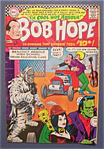 Bob Hope Comics # 98 - April - May 1966