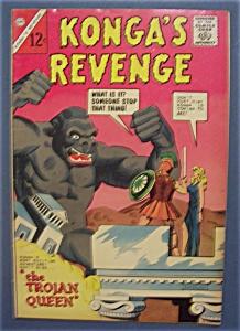 1964 Konga's Revenge Comics  # 3  (Image1)