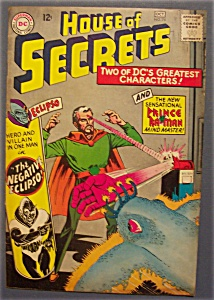 House Of Secrets Comics  # 74 - September-October 1965 (Image1)
