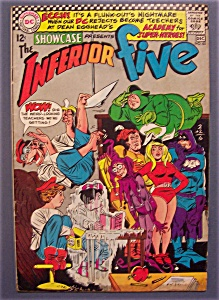 The Inferior Five Comics # 65 - November-december 1966