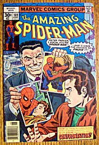 The Amazing Spider-Man Comics #169-June 1977 (Image1)