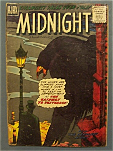 Midnight Comics  # 2 - July 1957 (Image1)