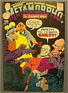 Metamorpho Comics # 17 - March - April 1968