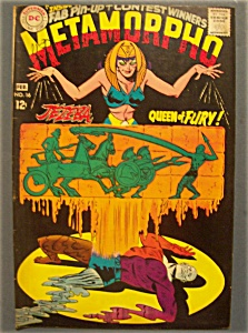 Metamorpho Comics # 16 - January - February 1968