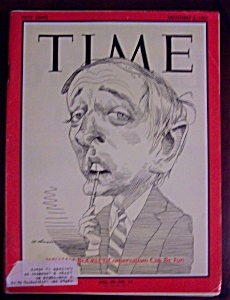 Time Magazine - November 3, 1967 - William Buckley
