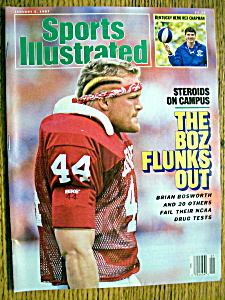 Sports Illustrated Magazine-January 5, 1987-B. Bosworth (Image1)