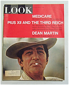 Look Magazine - May 17, 1966 - Pius & The Third Reich (Image1)
