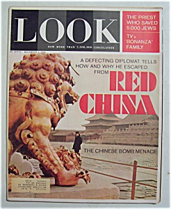 Look Magazine - December 1, 1964 - Red China (Image1)