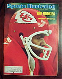 Sports Illustrated Magazine-November 18, 1974-Rookies (Image1)