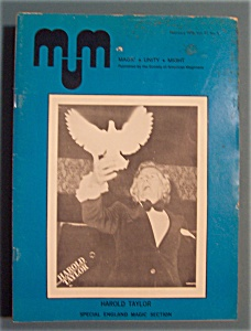 Magic Unity Might Mum Magician Magazine - Feb 1978