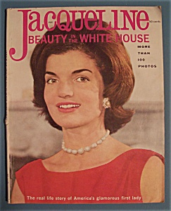 Jacqueline Beauty In The White House - 1961