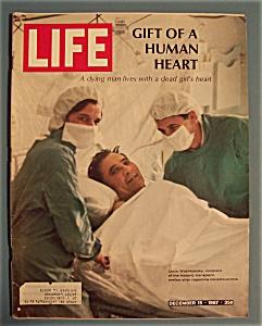 Life Magazine - December 15, 1967 - Human Heart (Image1)