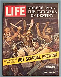 Life Magazine - April 5, 1963 - Greece (Part V) (Image1)