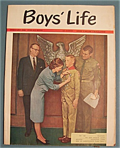 Boys Life Magazine - Feb 1965 - Rockwell Cover (Image1)