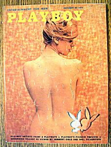 Playboy Magazine-September 1960-Ann Davis (Image1)