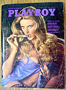 Playboy Magazine-November 1973-Monica Tidwell (Image1)
