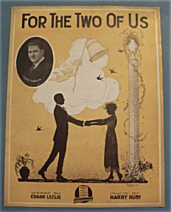 Sheet Music/1918 For The Two Of Us