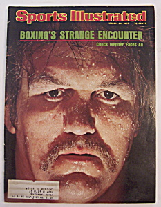 Sports Illustrated Magazine-March 24,1975-Wepner vs Ali (Image1)