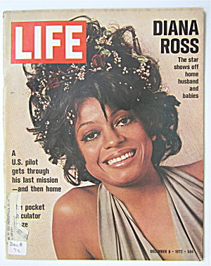 Life Magazine-December 8, 1972-Diana Ross (Image1)