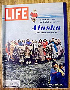 Life Magazine-October 1, 1965-Alaska (49th State) (Image1)