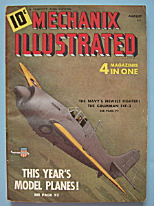 Mechanix Illustrated - August 1941