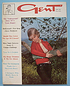 Gent Magazine - June 1967 - Patty Dunaway