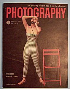 Photography Magazine - August 1952