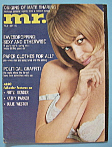 Mr. Magazine - July 1967 - Kathy Parker