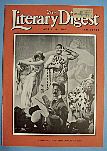 Literary Digest Magazine - April 3, 1937