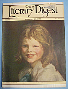 Literary Digest Magazine - December 10, 1932