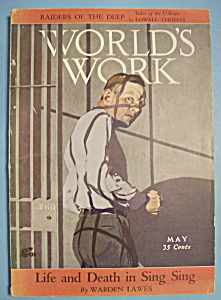 World's Work Magazine - May 1928 (Image1)