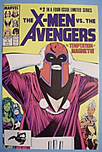 X - Men Comics - May 1987 - X-men vs. The Avengers (Image1)
