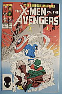X - Men Comics - June 1987 - X-men vs. The Avengers (Image1)