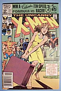 X - Men Comics - November 1981 - X - Men (Image1)