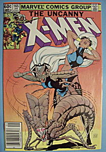 X - Men Comics - January 1983 - X - Men