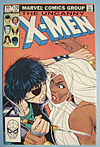 X - Men Comics - June 1983 - The Uncanny X-men