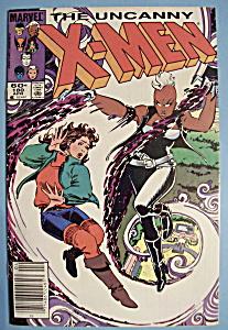X - Men Comics - April 1984 - The Uncanny X-Men (Image1)
