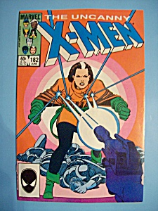 X - Men Comics - June 1984 - The Uncanny X-Men (Image1)