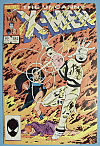 X - Men Comics - August 1984 - The Uncanny X-Men (Image1)