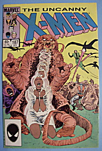 X - Men Comics - November 1984 - The Uncanny X-Men (Image1)