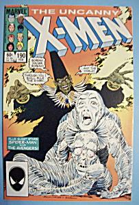 X - Men Comics - February 1985 - The Uncanny X-Men (Image1)