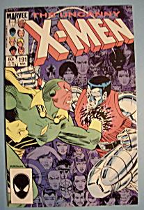 X - Men Comics - March 1985 - The Uncanny X-Men (Image1)