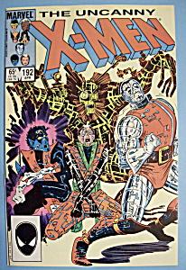 X - Men Comics - April 1985 - The Uncanny X-Men (Image1)