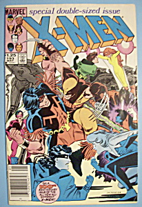 X - Men Comics - May 1985 - The Uncanny X-Men (Image1)