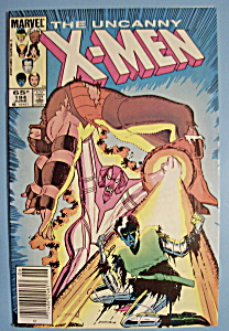 X-Men Comics-June 1985-The Uncanny X-Men #194 (Image1)