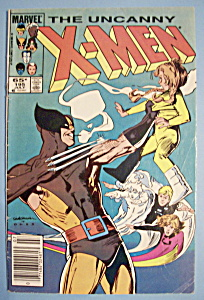 X - Men Comics - July 1985 - The Uncanny X-Men (Image1)