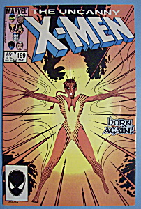 X - Men Comics - November 1985 - The Uncanny X-Men (Image1)