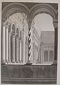 Cloitre De St Paul, Hors Les Murs De Rome (Image1)