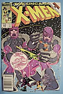X - Men Comics - February 1986 - The Uncanny X-Men (Image1)